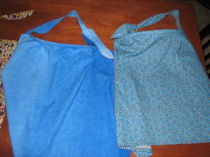 T apron and misc 010